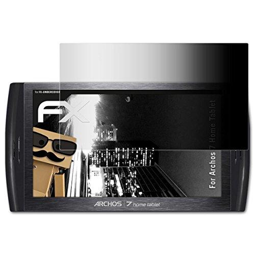 atFoliX Filtro Privacy Compatibile con Archos 7 Home Tablet Pellicola Protezione Vista, Privacy a 4 Vie FX Protettore di Privacy per Schermo