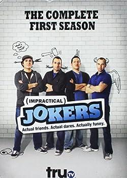 Impractical Jokers Seasons 1 and 2  2-Pack DVD