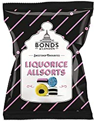 cheap Original Bond London Licorice All-Sort Bag, Imported from England With various licorice from England …