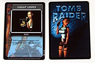 2000 Precedence Lara Croft Tomb Raider CCG Promo Card (#218) Nm/Mt