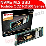 Toshiba RD500 NVMe SSD 500 GB M.2 2280 PCIe 3.0 x4, internes Solid-State-Modul