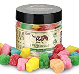 BEST TASTING - Other hemp gummies are hard to chew and leave a bad aftertaste. We have carefully created the best tasting hemp gummies on the market with also applying a light sugar coating to prevent sticking together or melting into one gummy glob!...