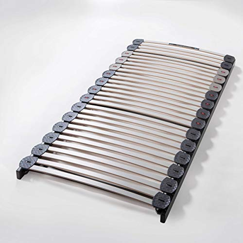 Hasena Lattenrost Ultrafree U Nicht verstellbar Buchenholz 100x200