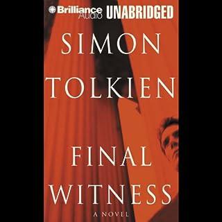 Final Witness audiobook cover art