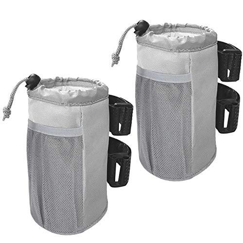 Bolsa Porta Botella de Agua,Portátil Portabotellas,Bolsa para portabotellas de Agua,Bolsa de Soporte para Botella de Agua,Portabotellas Bolsa de Bicicleta,Bolsa de Botella de Agua Impermeable (A)