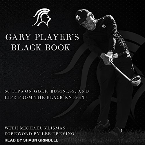 Gary Player's Black Book cover art