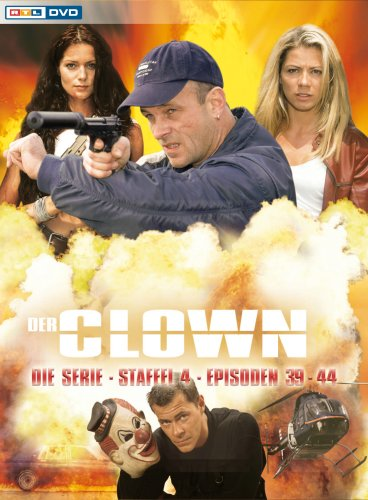 Der Clown - Die Serie - Staffel 4 [2 DVDs]