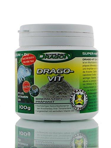 Dragon - Drago-VIT Calcium + Vitamin D3 - ca. 100g