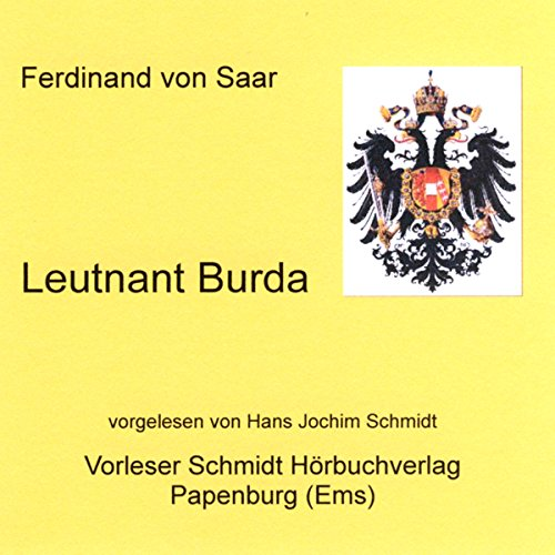 Leutnant Burda cover art