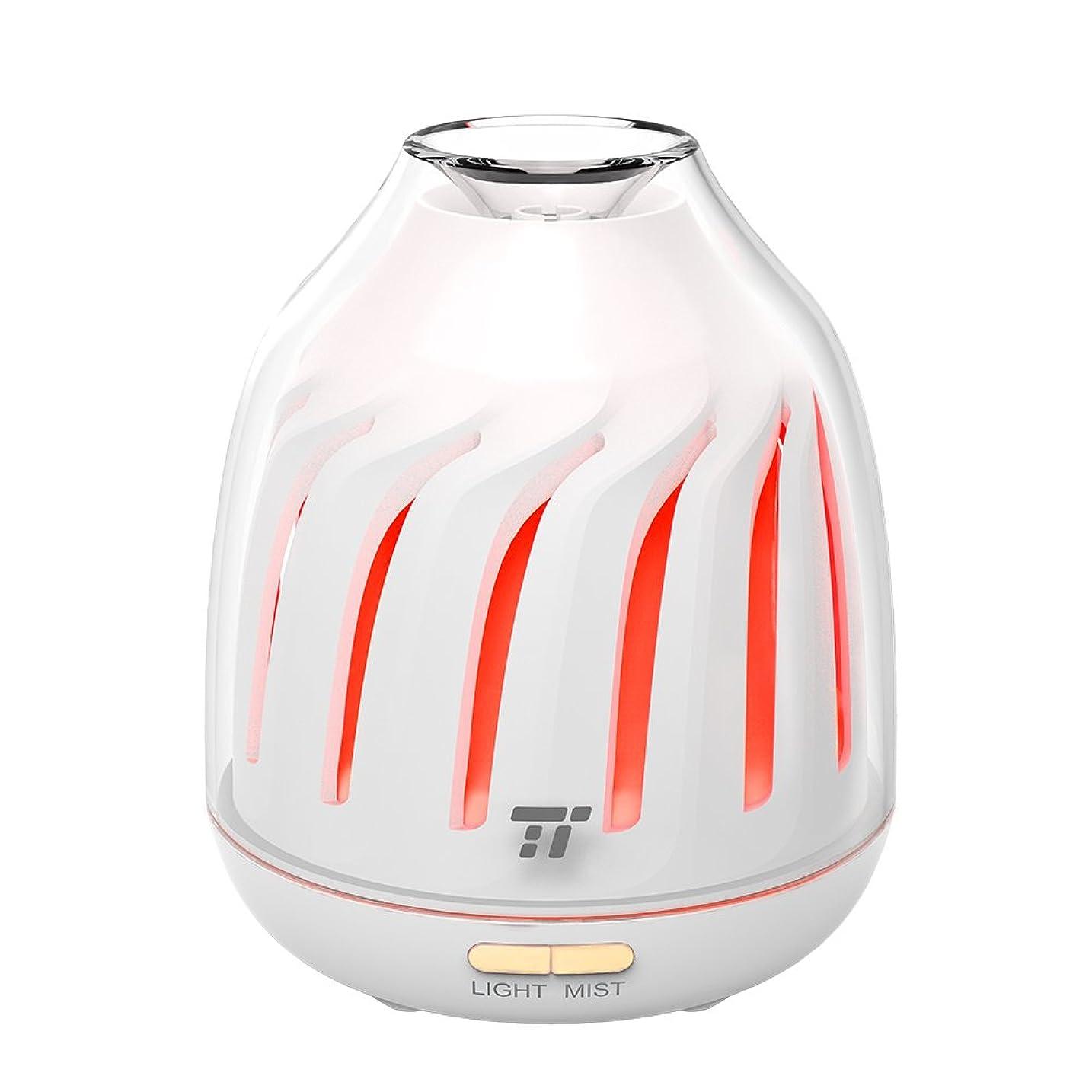 呪いアームストロングさびたTaoTronics tt-ad007h Essential Oil Diffuser