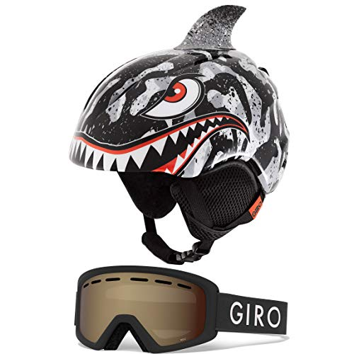 Giro Launch CP Youth Snow Helmet w/Matching Goggles