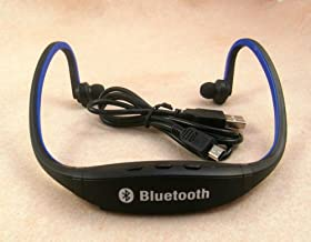 Sports Stereo Wireless Bluetooth Headset auriculares para iPhone 44S 3G HTC i9300Color Negro–Modelo 2013
