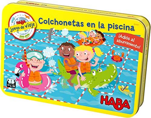 HABA H304921 Tischset, Matte im Pool bunt (Habermass H304921)