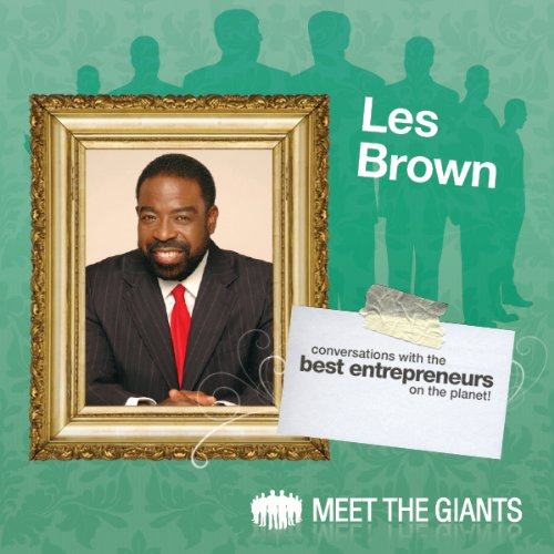 Les Brown - How Passion Leads To a Bigger Life cover art