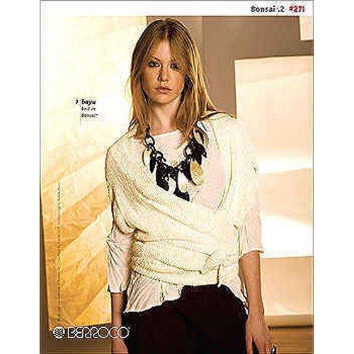 Berroco Knitting Patterns Book 271 Bonsai v2