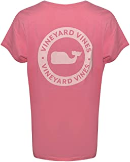 Vineyard Vines Women's Short Sleeve Graphic Pocket Cotton T-Shirt