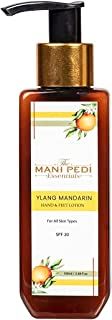 The Mani Pedi Essentials Ylang Mandarin Hand & Feet Lotion - 100 ml