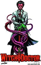Best witch doctor comic book Reviews