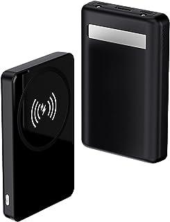 TWDYC 10 w magnetisk trådlös powerbank för Powerbank, lämplig för Iphone12 12 mini 12 pro max mini Pd18 w snabbladdande ma...