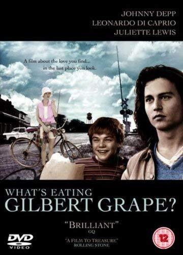 What's Eating Gilbert Grape [1993] (Johnny Depp, Leonardo Di Caprio, Juliette Lewis) [UK Import]