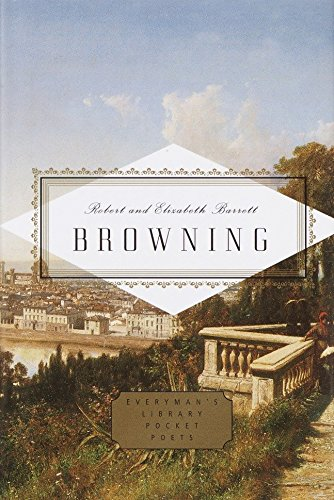Browning: Poems (Everyman's Library Pocket Poets Series)