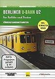 Im Führerstand. Berliner U-Bahn U2. Von Ruhleben nach Pankow