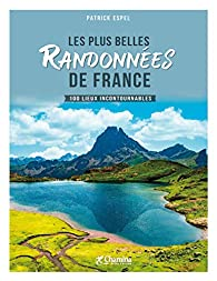 Les plus belles randonnées de France par Sylviane Barthomeuf