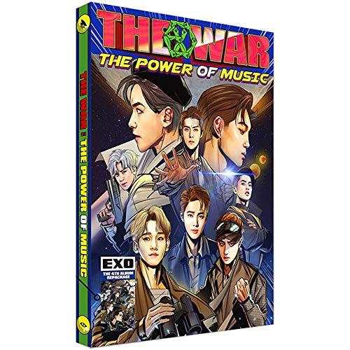 SM Entertainment Exo The War: The Power of Music Reissue - Álbum...
