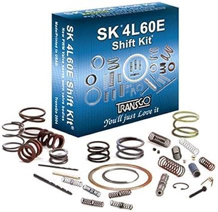 Amazon com: TRANSGO Transmission kit 4L60E, 4L65E, 4L70E and
