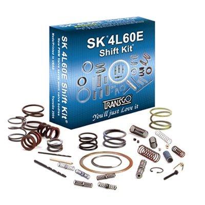 TRANSGO Transmission kit 4L60E, 4L65E, 4L70E and 4L75E 93-07 Except Hybrid units.
