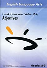 Great Grammar Series: Adjectives Video Quiz