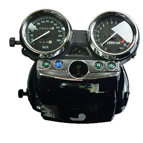 Preisvergleich Produktbild Motorrad Tachometer Kilometerzähler Instrument Tacho Gauge Cluster Meter für ZRX400 zrx750 ZRX1100 1998-2008 260 Drehen Motorrad