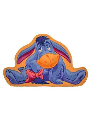 Disney Spielteppich Winnie the Pooh I-Aah Esel Teppich für Kinder 50/80 cm