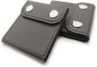 Oeyal Seat Belt Adjuster, Neck Shoulder Strap Positioner, 2 Pack Black Vehicle Seatbelt Cover Clips Universal Comfort Automotive Belt Strap for Adults (2 Pack) (Black)