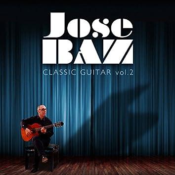 José Baz: Classic Guitar, Vol. 2