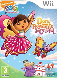 Third Party - Dora sauve le royaume de crystal Occasion [ Nintendo WII ] - 5026555044370