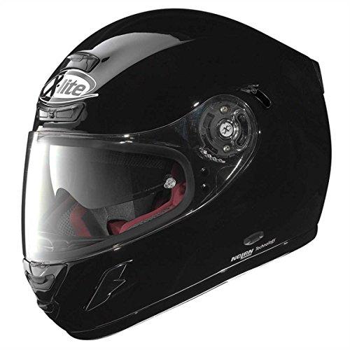 X-Lite X 702 GT Start N- Com Integralhelm, Farbe schwarz, Größe S (55/56)
