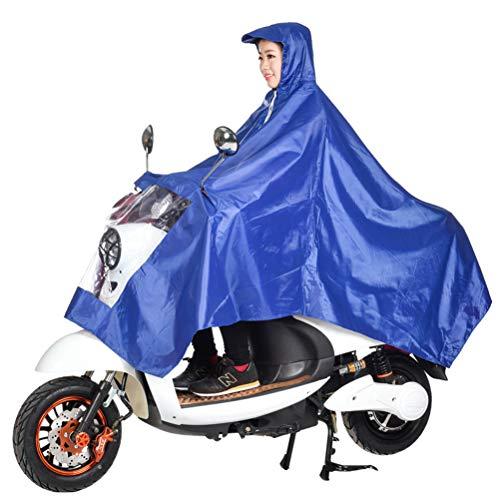 Elektrische Scootmobiel Motorfiets Regenjas Voor Heren Dames Veilig Rijden Poncho Universeel