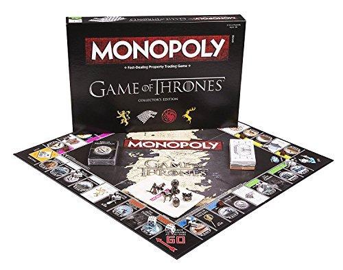 Monopoly: Le Trône de Fer (Game of Thrones) Édition de Collection - 6