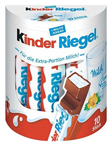 Preisvergleich Produktbild FERRERO Kinder Riegel 714269 VE10