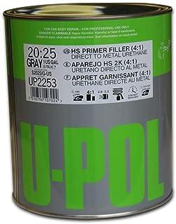 U-Pol Products 2253 System 2025 DTM 2K Hs Urethane Primer Filler - 1 Gallon