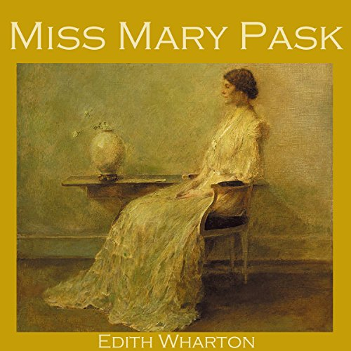 Miss Mary Pask audiobook cover art