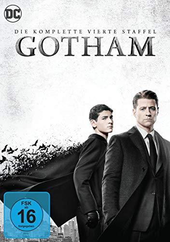 Gotham - Die komplette vierte Staffel [5 DVDs]
