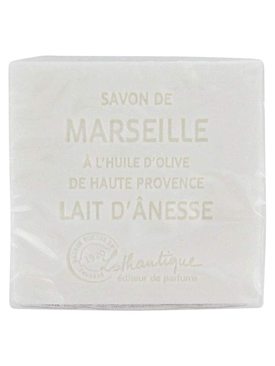 論理的教授いらいらするLothantique(ロタンティック) Les savons de Marseille(マルセイユソープ) マルセイユソープ 100g 「ミルク(ロバミルク)」 3420070038043