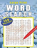 Wood Search Book: 150 puzzles with solutions, 8.5 x 11, soft cover, glossy finish