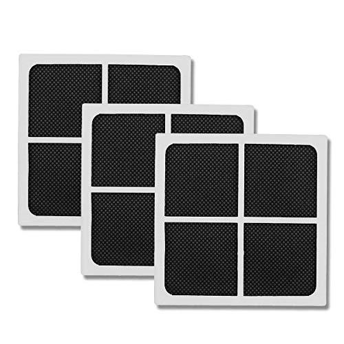 3 filtros de repuesto de filtro de aire para refrigerador, compatibles con los números de modelo: LG LT120F Kenmore Elite 469918