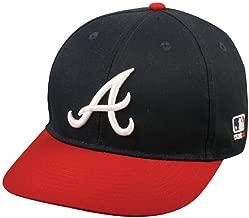 atlanta braves snapback cap
