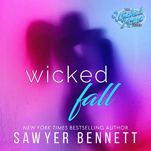 Wicked Fall audiobook cover art