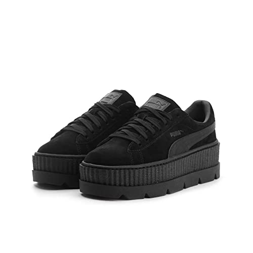 PUMA Women s Cleated Creeper Suede Ankle-High Fashion Sneaker bcfb63f9c