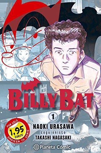 MM Billy Bat nº 01 1,95 (Manga Manía)